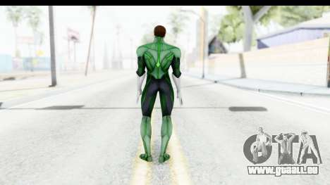 Injustice God Among Us - Green Lantern für GTA San Andreas dritten Screenshot