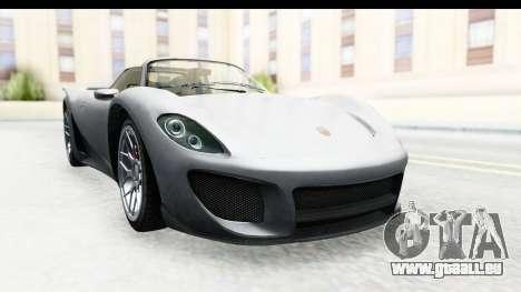 GTA 5 Pfister 811 IVF pour GTA San Andreas