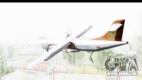 ATR 72-500 ConViasa für GTA San Andreas rechten Ansicht