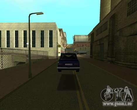 VAZ 2101 Arménie pour GTA San Andreas