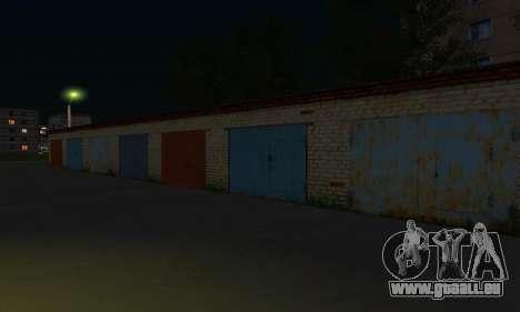 Der neue Bezirk in der Nähe von Arzamas für GTA San Andreas zwölften Screenshot