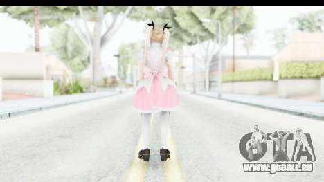 DoA 5: LR - Marie Rose Maid Remade für GTA San Andreas dritten Screenshot
