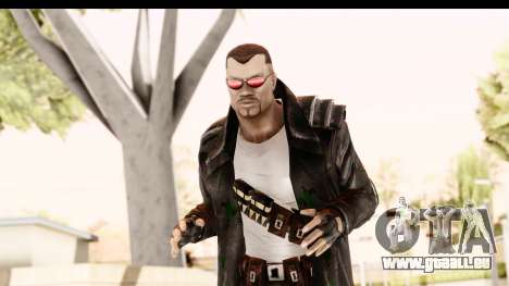 Marvel Heroes - Blade pour GTA San Andreas