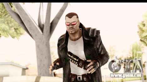Marvel Heroes - Blade für GTA San Andreas