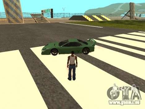 Cars spawn für GTA San Andreas her Screenshot