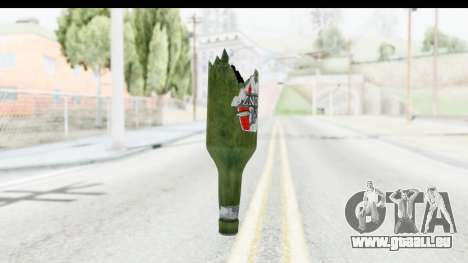 GTA 5 Broken Bottle für GTA San Andreas