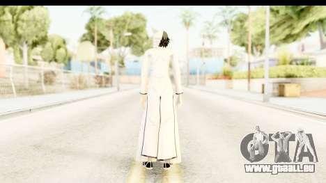 Bleach - Ulquiorra pour GTA San Andreas troisième écran