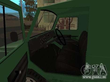LuAZ 969М v2 pour GTA San Andreas vue de droite