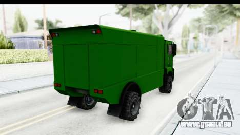 GTA 5 MTL Dune pour GTA San Andreas laissé vue