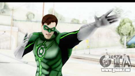 Injustice God Among Us - Green Lantern für GTA San Andreas