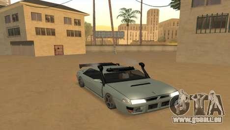 Super Sultan pour GTA San Andreas