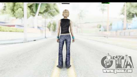 Silent Hill 3 - Heather Sporty The Darth Father pour GTA San Andreas troisième écran
