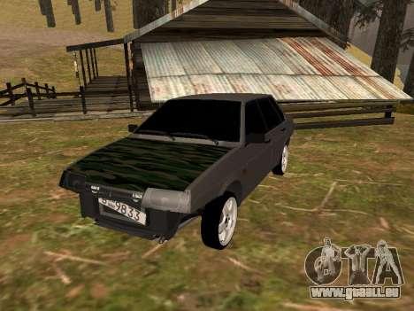 VAZ 21099 Classique pour GTA San Andreas