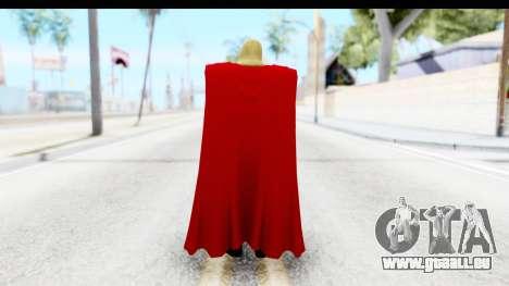 Marvel Heroes - Thor (The Avengers) für GTA San Andreas dritten Screenshot