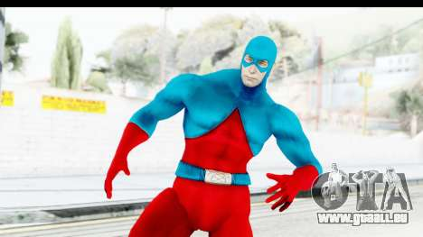 Injustice God Among Us - Atom für GTA San Andreas