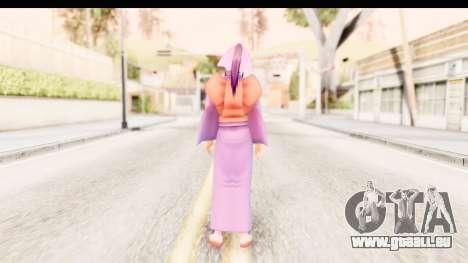 Kamiya v1 für GTA San Andreas dritten Screenshot