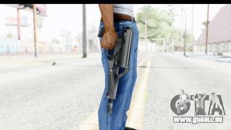 Calico M950 für GTA San Andreas dritten Screenshot