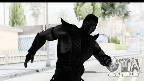 Mortal Kombat vs DC Universe - Noob Saibot pour GTA San Andreas