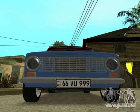 VAZ 2101 Armenien für GTA San Andreas