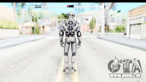 Marvel Heroes - Ultron Uncanny Avengers für GTA San Andreas dritten Screenshot