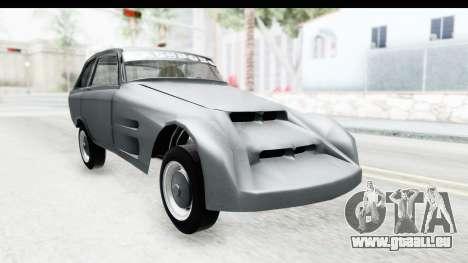 IZH Combi v2 pour GTA San Andreas