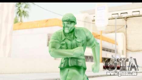 ArmyMen: Serge Heroes 2 - Man v2 für GTA San Andreas