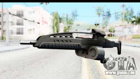 H&K XM8 Drum Mag pour GTA San Andreas