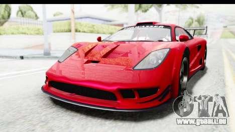 GTA 5 Progen Tyrus für GTA San Andreas