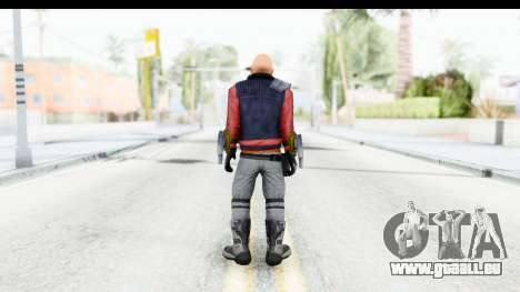 Deadshot (Will Smith) für GTA San Andreas dritten Screenshot