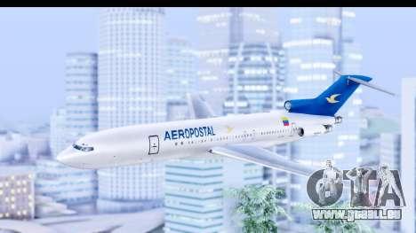 Boeing 727-200 Aeropostal pour GTA San Andreas