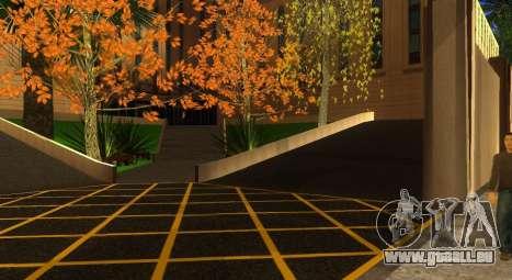 Neue Texturen von einem skate-Park und Krankenha für GTA San Andreas achten Screenshot