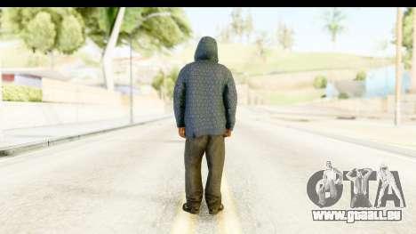 GTA 5 Car Thief für GTA San Andreas dritten Screenshot