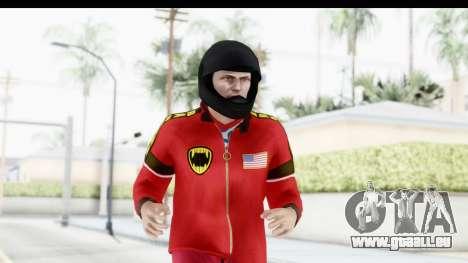 GTA 5 Online Cunning Stunts Skin 5 pour GTA San Andreas