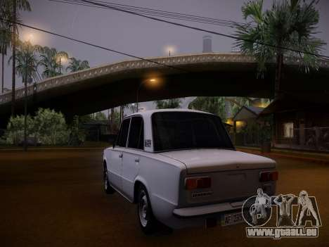 VAZ 21013 für GTA San Andreas linke Ansicht