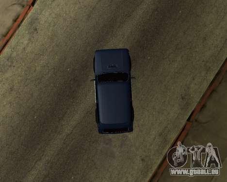 Niva 2121 Armenian für GTA San Andreas Innenansicht
