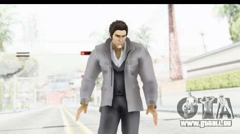 Yakuza 5 Kazuma Kiryu Fukuoka pour GTA San Andreas