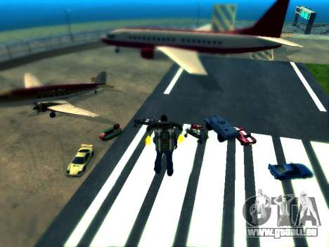 Cars spawn pour GTA San Andreas