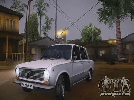 VAZ 21013 für GTA San Andreas