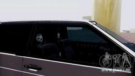 VAZ 2113 LoudSound für GTA San Andreas Seitenansicht