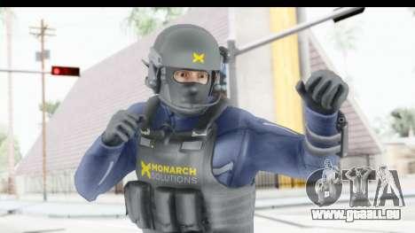 Quantum Break Monarch Operators für GTA San Andreas