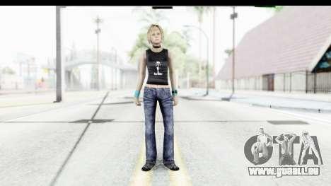 Silent Hill 3 - Heather Sporty The Darth Father pour GTA San Andreas deuxième écran