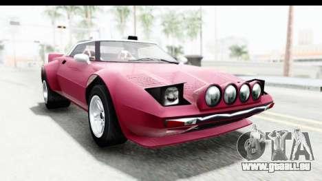 GTA 5 Lampadati Tropos Rallye No Headlights für GTA San Andreas