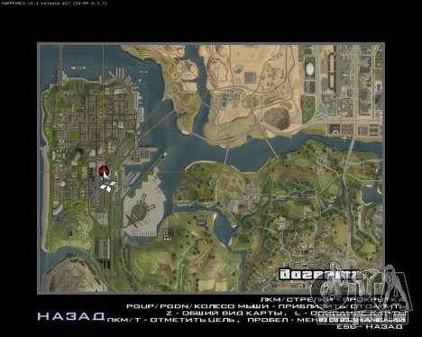 Neue garage Armenien für GTA San Andreas neunten Screenshot