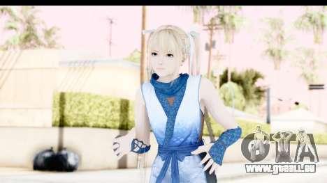 DoA 5: LR - Marie Rose Ninja für GTA San Andreas