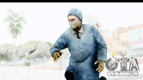Silent Hill Downpour - Doctor pour GTA San Andreas