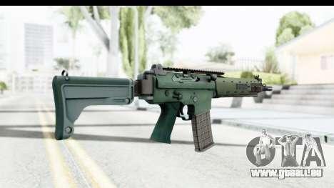 AK5C pour GTA San Andreas deuxième écran