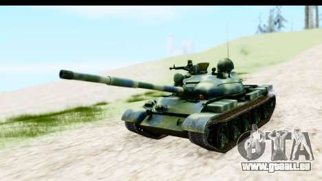 T-62 Wood Camo v3 pour GTA San Andreas