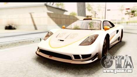 GTA 5 Progen Tyrus IVF für GTA San Andreas Innen