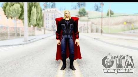 Marvel Heroes - Thor (The Avengers) für GTA San Andreas zweiten Screenshot