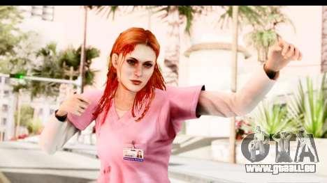Silent Hill Shattered Memories - Lisa Garland für GTA San Andreas
